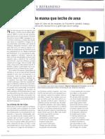 Historia - La educación de las mujeres en la Edad Media