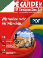 Pride Guide 2007