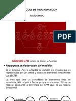METODOS DE PROGRAMACION LPU-1