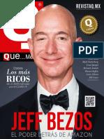 Revista Q Que... México edición 153