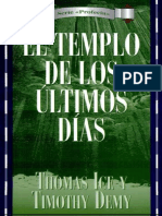 El Templo de los Últimos Días (Thomas Ice & Timothy Demy)