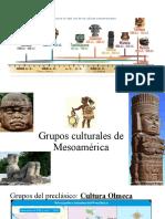 Grupos culturales de Mesoamérica