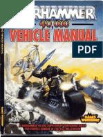 40K (RT) Vehicle Manual