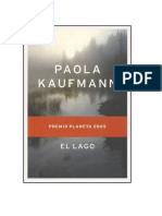 Kaufmann Paola - El Lago