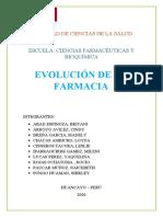 PRACTICA N°8 EVOLUCION ....
