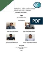 proyecto de redaccion. El Compañerismo.pdf