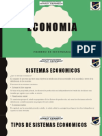 ECONOMIA 1 SISTEMAS ECONOMICOS