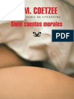 Siete cuentos morales - J. M. Coetzee