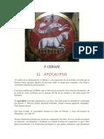 EL APOCALIPSIS I PADRE CERIANI