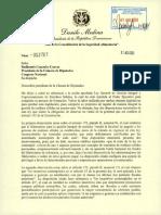 Observaciones de Danilo Medina a Ley de Residuos Sólidos