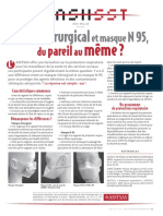 Masque-chirurgical-masque-N95