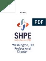 shpe dc bylaws 200721