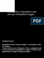 1-2, Introduction of Buddhism, Shaka Triad