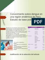 Conocimiento sobre dengue en una región endémica de pieura.pptx