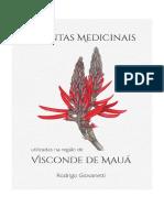 Livro Plantas Medicinais utilizadas na Região de Visconde de Mauá - DG.pdf