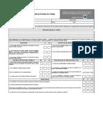 Formulario Permiso Para instalación y retiro de Fuentes radiactivas Cat ...
