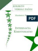 Internacia Krestomatio