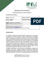 401 Ciudadanía Deb Contemp - Didier Alvarez