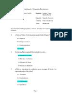 Cuestionario 1.2 Aparatos reproductores
