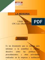 Memoria, y Ctas anuales.ppt