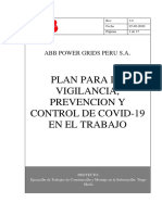 ABB PG -Plan Vigilancia Prevencion y Control COVID-19 en el Trabajo - SE Tingo Maria 07.05.2020