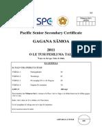 Gagana Samoa Exam Paper.pdf