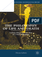[Palgrave Studies in Cultural and Intellectual History] Nitzan Lebovic (auth.) - The Philosophy of Life and Death_ Ludwig Klages and the Rise of a Nazi Biopolitics (2013, Palgrave Macmillan US) - libgen.lc.pdf