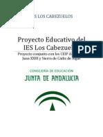 Proyecto Educativo del IES Los Cabezuelo1