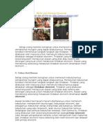 Motif dan Prinsip Ekonomi