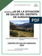 Asis Aurahua 2020
