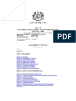 Factories and machinery (steam boiler and unfired pressure vessel) regulation 1970