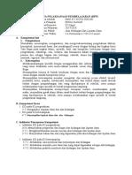 7. RPP Alat Hidang dari Lipat Daun