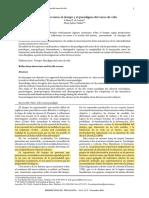Reflexiones en torno al tiempo y el paradigma del curso de vida - Gastron, L. y Oddone, M..pdf