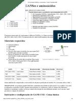 Os 4 principais GANSes e aminoácidos - Keshe Foundation Wiki