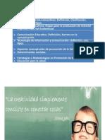 Clase 10, 11 - Medios Educ_