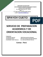 PROYECTO SPAYOV-CEPRE-2020 31-12-2020