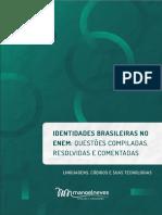 Identidades brasileiras no ENEM, questões compiladas, resolvidas e comentadas.pdf