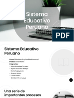 sistema educativo peruano_PPT