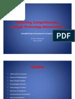 Dr_AliIranmanesh+Sustaining+Competitiveness+through+Technology+Advancement