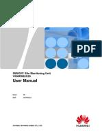 SMU02C V500R002C20 Site Monitoring Unit User Manual