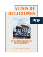 ANALISIS DE RELIGIONES