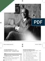 Schoenberg Complete Lieder - Capriccio