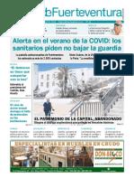 DIARIO DE FUERTEVENTURA - Agosto de 2020