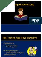 thesis ng klaster Balita, kasaysayan, thesis, ulat, lathalain, atbp guest56688 magbigay ng halimbawa tekstong impormatibo guest56639 kanus guest56634 sagot: orientation forum.