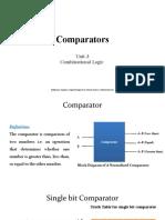 Unit_3_4 Comparators