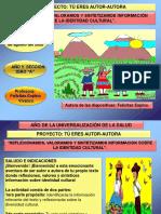 SEMANA 18 3ERO REFLEXIONAMOS VALORAMOS Y SINTETIZAMOS INFORMACION SOBRE LA DIVERSIDAD CULTURAL pdf