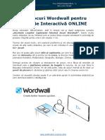 65  Jocuri Wordwall pentru Educație Interactivă ONLINE.pdf