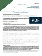 Stress in Dental Fraternity SROHDE-03-000080