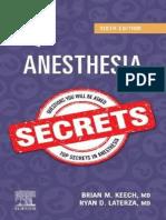 Anesthesia Secret.pdf