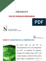 Diapo-EDO Separación de Variables